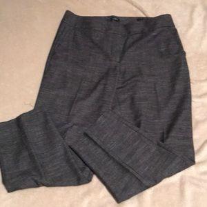 Ann Taylor Loft Marissa Navy Pant - size 12